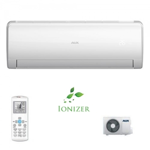 Aparat de aer conditionat AUX LEGEND LF, DC Inverter, A++, Led Display, Ionizer, Bio Filter, Golden fin, Silver Ion Filter, Wi-Fi Ready, 9000 Btu/h